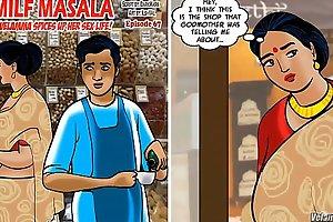 Velamma Episode 67 - Milf Masala &ndash_ Velamma Spices near her Sex Life!