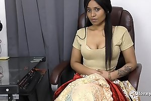 Indian Aunty uglify say no to nephew POV in Tamil