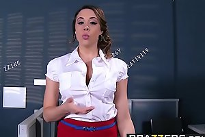 Brazzers - Big Tits encouragement under way - ZZIncs Corporate Orifice instalment starring Chanel Preston and Danny D