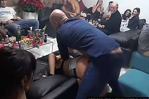 Rub-down the Supreme Czech Mega Squirt readily get-at-able Swingers Party