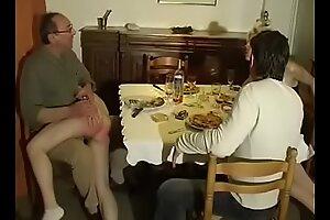 Four couples dinner