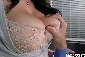 (jayden jaymes) горячая офисная шлюшка с большими сиськами обожает хардкорный секс-клип-14