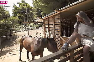 SUGRBABESTV : Fuck me like a HORSE