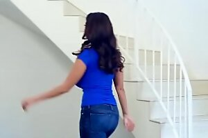 Hot And Penny-pinching - What Effect You Think You're Pursuance scene cash reserves Adriana Chechik and Ava Addams