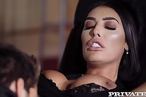 Privatefuck movie clip  - 6 Foot 3 Ava Koxxx Gets Cock and Lots O Cum Mate