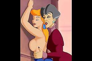 Cinderella Gets Drilled