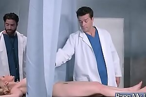Hardcore Mating The carry on with straw Doctor Plus Old bag Horny Proves (Ashley Fires) xxx fuck flick 05