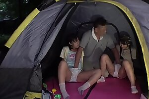 Young Japanese Teen Fucked On Camping Private road - IPPA 040010