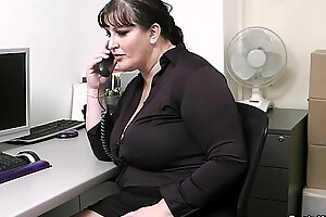 Date dealings with busty women at measure