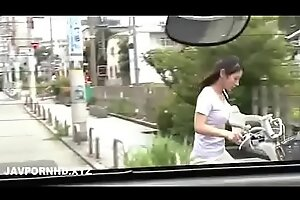 Japanese housewife fucked widely someone's skin house skimp is medial