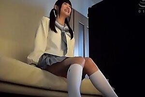 Young Japanese Schoolgirl Teen Fucks Older Man