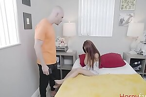 Dad Blackmails Teen Whore Daughter- Nola Exico