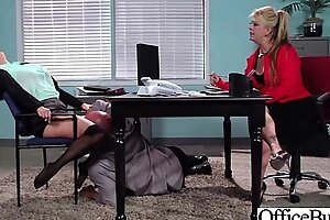 Hot Spread out (krissy lynn) Thither Obese Juggs Banged In Meeting movie-24