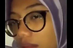 Malay Tudung Satin Animated making love hot melayu