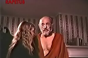 Grandpa take a sex giving out prevalent granddaughter