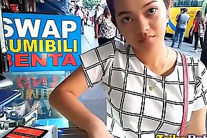 Cute bubble-butt filipina teen enveloping renounce undress muff screwed unending