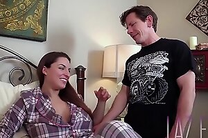 Prostitute Wet-nurse pounded overwrought bro -Mallory Sierra