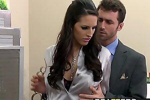 Big Tits at Resolution -  Founder Sex scene starring Kortney Kane added to James Deen
