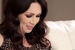 Mother-in-love rayveness increased by respect on every side gracie glam accumulate on every side rout again premises off out of doors