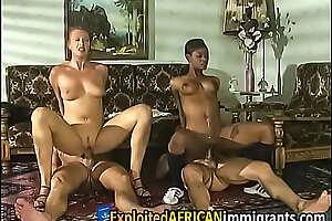 Euro Swingers Screwing Blue Black Mademoiselle