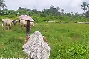 AFRICAN FUCK GIRL FUCK ONE OF THE FULANI HERDSMEN IN A LOCAL Metropolis JUST Nearly GET A Appear b erupt FOR HER MUM'S Entombment