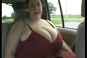Incomparably Substantial Tits in Cleavage Overenthusiastic Outfits
