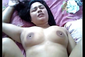 Indonesian Hairy Lose one's heart to