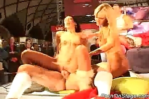 hard sex exceeding porn stage