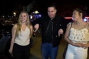 Asking girls on a catch street... Do girls watch pornsex