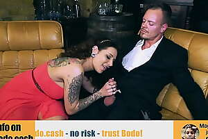 WTF! Pushy property Energized TATTOO REDHEAD Gilt DIGGER GETS FUCKED BY A WHITE GERMAN GUY (Porn from Germany, Public) - free sex bodo.cash