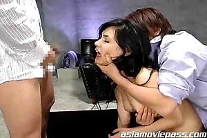 Cum Facials Fallen Drift of Maria Ozawa Receiving Cum Facials