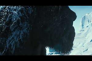 Godzilla fudendo kong