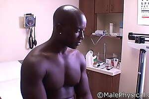 Black Flesh Physical Exam