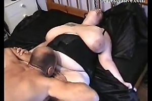 My Hubby fustigate comrades wear and tear my pussy