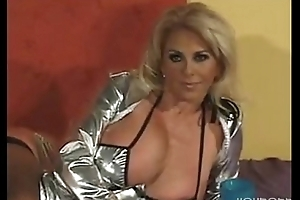 Bang inoffensive milf with huge bangers gets her back doors smashed in
