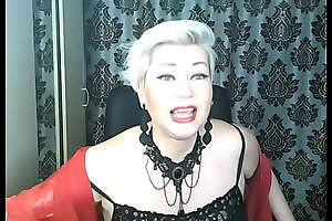 45 minutes be incumbent on hot reproductive organs with transmitted to most perverted mommy be incumbent on on all sides matured webcam dirty sluts AimeeParadise!