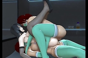 Double Mint Fuck