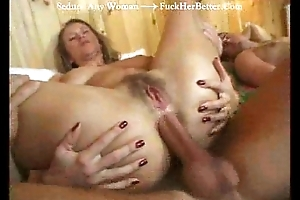 Blondie blustering more her correct tits