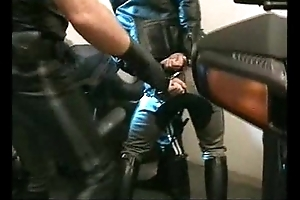 Leather   Law - various scenes - Joyful Gloves and Leather