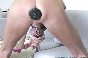 Pirced Dildo Daddy Convulsive Missing