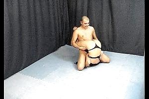 Austalian Mixed Bootlace wrestling