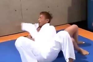 Judo unshaded