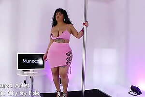DayDay Minaj Plus Unreasoning Obese Ass Strippers YRB, CinnaB, Rocaholix, Sugar-coat Jones, Marilyn Melons, Chyna Red-hot Plus 12 More Nude Obese Butt Dancers
