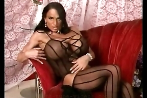 Heavy Breasted Dealings Goddess Masturbating