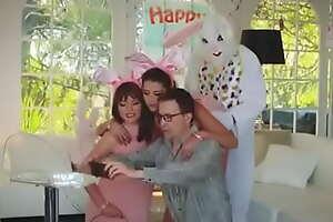 Teen Fucked On Their way Birthday Hard by Bunny