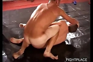 Gay Wrestling on Fightplace 01