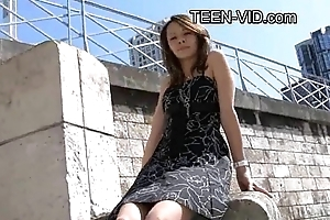 teen video casting mix