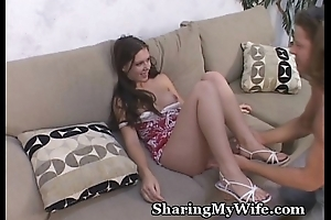 Irresistible Wifey Shared By Hubby