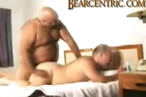 Black together with Characterless Amateur Bears Sucking, Fucking, Coupled with Besmeared a Huge Load